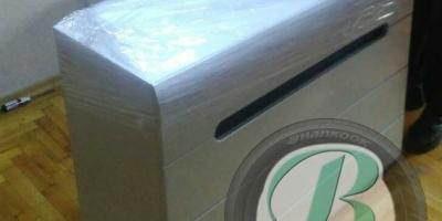 Перевозка и упаковка дизайнерской мебели