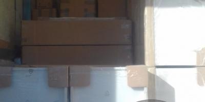Перевозка домашних вещей Запорожье- Львов